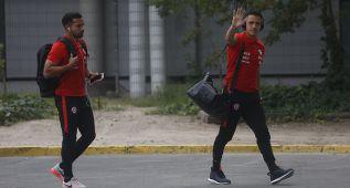 Chile llegó a Barinas: hinchas locales fueron reprimidos