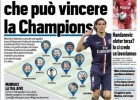 Tuttosport: el 11 de la Juve con Isco, Cavani... pero sin Morata