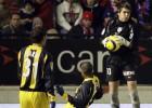 El Atlético sufrió una plaga de lesiones en la portería en 2005