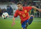 Jordi Alba regresa tocado; es duda para el Clásico del 2-A