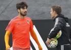 El United espiará a André Gomes en el Portugal-Bélgica