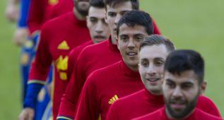 Amistoso ingrato de la Sub-21 ante Noruega en Murcia