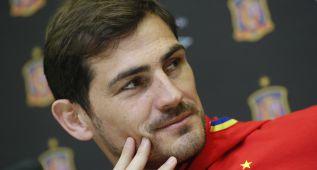 """Casillas se confiesa: """"¿Si pienso en mi retirada? Está cerca..."""""""