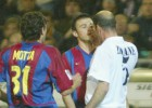 When Zidane and Luis Enrique squared up in the Clásico