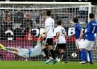 Alemania aplastó a Italia y Kroos abrió la cuenta
