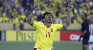 Este sería el once que Ecuador alinearía frente a Colombia