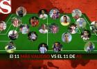 El 11 más valioso VS 11 del AS sin Madrid, Barça y Atlético