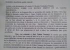 Ratificada la denuncia sobre los accionistas muertos del Betis