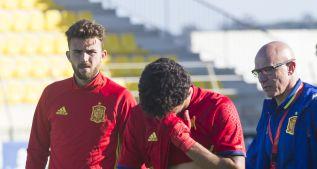 España dice adiós al Europeo Sub-19 y al Mundial Sub-20