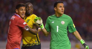 Costa Rica golea a Jamaica y se acerca al hexagonal