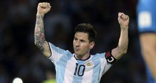 Argentina - Bolivia: victoria con el gol 50 de un Leo Messi estelar