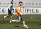 Sergio Ramos cumple 30 años recuperado para el Clásico