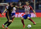 Filipe Luis recupera su mejor versión en su regreso al Atleti