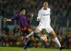 ¿Qué fue del último once del Barça al que se midió Zidane?