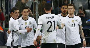 Futbolistas alemanes recibirán 300.000€ si ganan la Eurocopa
