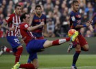 Atlético without Godín: 36 points out of 54 in LaLiga