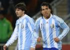 Tevez elogia a Messi: