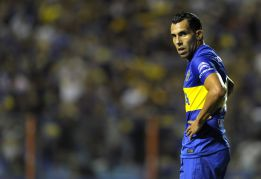 EXCLUSIVO: Tevez piensa unirse a River