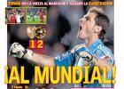 1 de abril: España se clasificaca para el Mundial de Sudáfrica