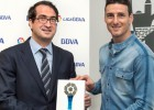 Aduriz y Setién, mejor jugador y técnico del mes de marzo