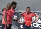 El Bayern no quiere más sustos ante el Benfica de Jonas