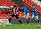 El Bilbao Athletic remonta al Oviedo para seguir creyendo
