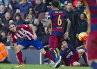 Filipe Luis se reencuentra hoy con Messi, el 'protegido'