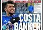 Conte cuenta con Diego Costa, aunque en China ofrecen 90M€