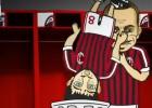 El secreto de Thiago Silva: Ibra metió a Gattuso en la basura
