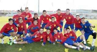 Euro Sub-17: Italia, Serbia y Holanda, en el grupo de España