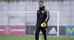 """Jorge Vilda: """"Este equipo ha demostrado que sabe sufrir"""""""