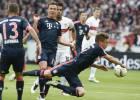Alaba y Douglas Costa dan la victoria al Bayern en Stuttgart