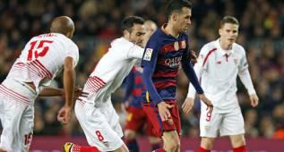 Barcelona y Sevilla quieren la final entre las 18:00 y las 19:00