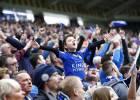 Un hincha del Leicester cierra su apuesta y gana 136.670 €