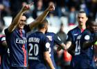 El PSG destroza al Caen
