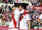 Javi Guerra y Miku alejan al Rayo a 5 puntos del descenso