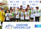 El Racing ganó la Fase Norte de la Danone Nations Cup