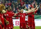 El Bayern alcanza su primera final tras vencer al Werder