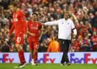 El Liverpool golea al Everton en el derbi de Merseyside