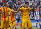 Uno por uno del Barcelona: Suárez derrumba la crisis