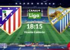 Atlético vs Málaga en vivo
