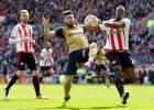 El Arsenal no pasa del empate a cero ante el Sunderland