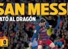 La prensa de Barcelona, agarrada a Messi y Suárez