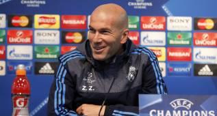 """Zidane: """"Veo al equipo con la cara de campeones de 2014"""""""