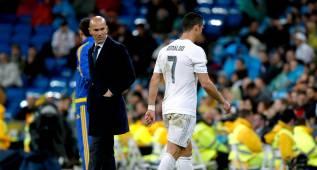 """Zidane es optimista: """"Cristiano y Benzema están al 100%"""""""