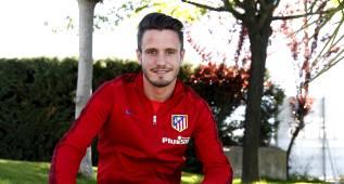"""Saúl: """"En el Atlético cada balón es una guerra y hay que ganar"""""""