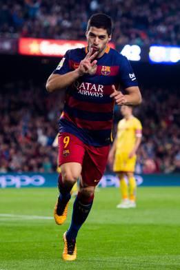 Suárez va directo a por el Pichichi y la Bota de Oro