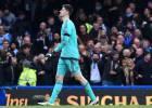 Si Courtois deja el Chelsea sería para fichar por el Real Madrid