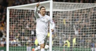 Cristiano lleva los mismos goles en Champions que todo el City