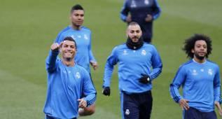 El Real Madrid, favorito para el partido y para llegar a la final